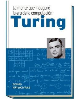Libro Genios Matematicos Turing
