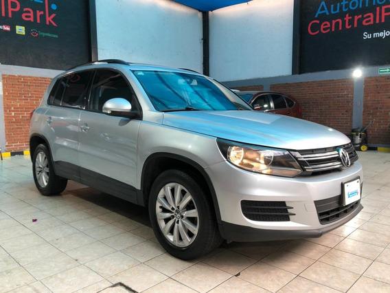 Volkswagen Tiguan Sport Style 2.0 2013