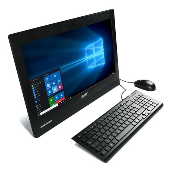 Computador All In One Acer I5 19,5 8gb Memoria Hd 250 Gb