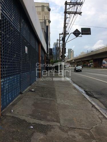 Imagem 1 de 8 de Galpão Na Avenida Cruzeiro Do Sul - Cf19036