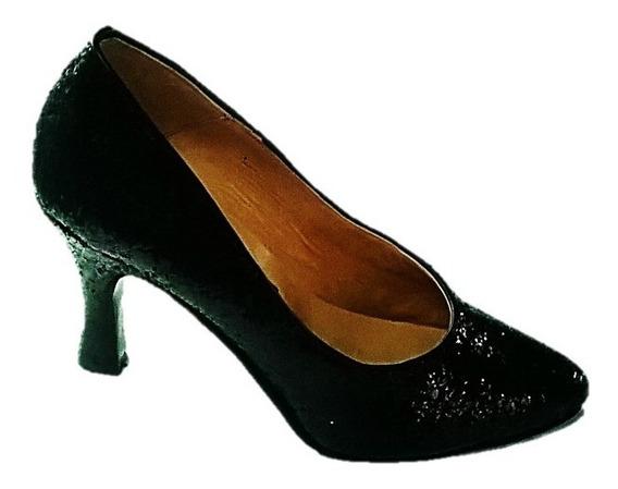 Zapato En Glitter