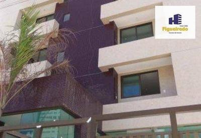Apartamento Com 3 Dormitórios À Venda, 138 M² Por R$ 590.000 - Bessa - João Pessoa/pb - Ap5216