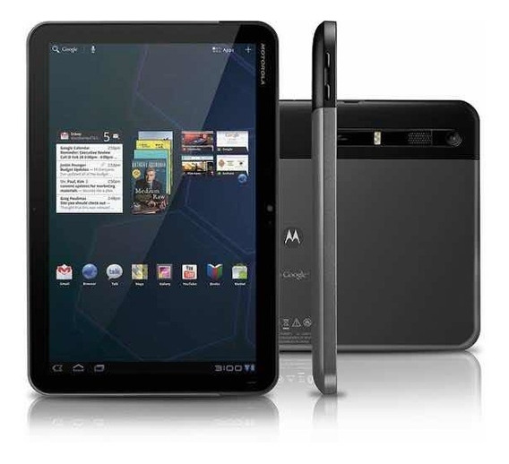 Tablet Motorola Modelo Xoom