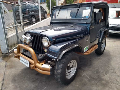 Ford Jeep 2.2 Cj 6 Cilindros 4x4 Gasolina