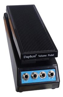 Pedal Efecto Para Guitarras Volumen Estéreo Sonido