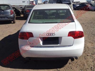 Audi A4 Partes, Refacciones, Piezas, Desarme, Yonque