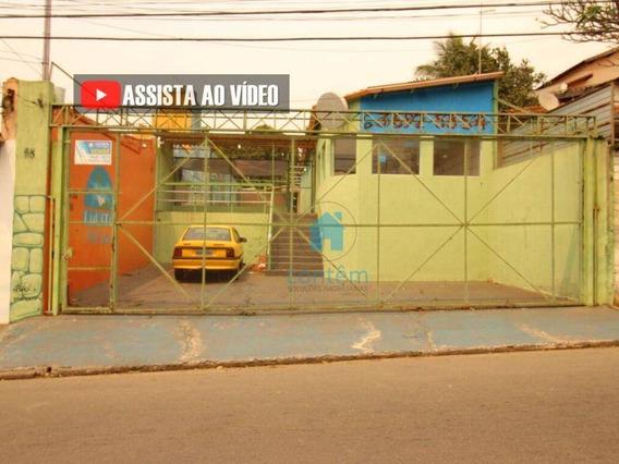 Ca0345- Casa À Venda, 500 M² Por R$ 1.200.000 - Pestana - Osasco/sp - Ca0345