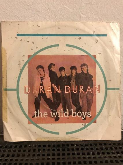 Duran Duran The Wild Boys Single Europeo