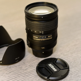 Lente Nikon Nikkor 28-300mm F3.5-5.6vr (usada 4 Vezes)