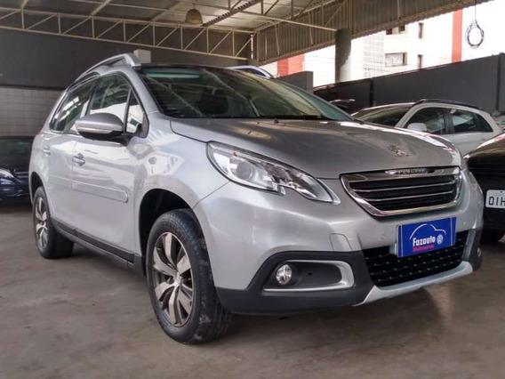 Peugeot 2008 Griffe 1.6 Flex 16v 5p Aut.