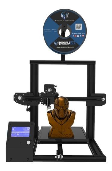 Impresora 3d Maxpro Area 20x25 Mejor Que Ender 3 Pro Y Prusa