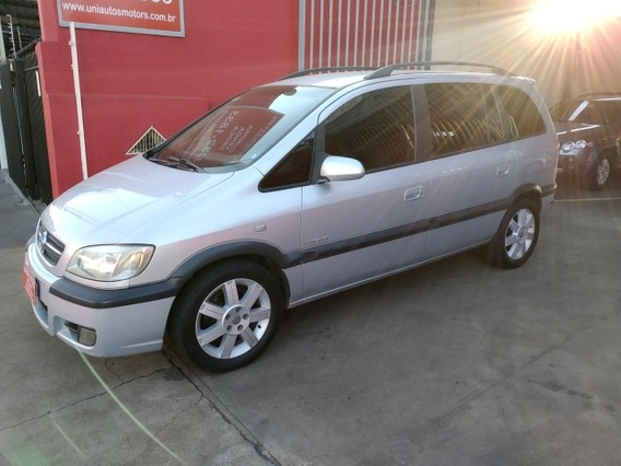 Chevrolet Zafira Elegance 2.0 2006/2006 Prata