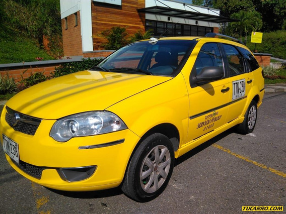 Taxis Fiat Palio Weekend