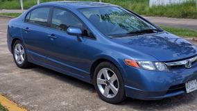 Honda Civic 2006 Americano 4 Cil Motor 1.8 - A Tratar!