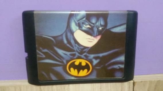 Batman Paralela Mega Drive