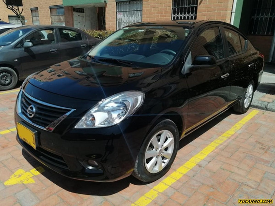 Nissan Versa Sence At 1600 Cc