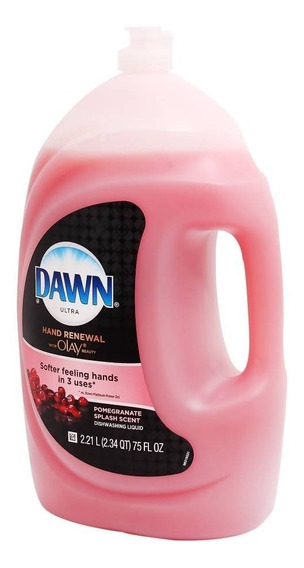 Lavatrastes Dawn Con Olay 2.2 Litros