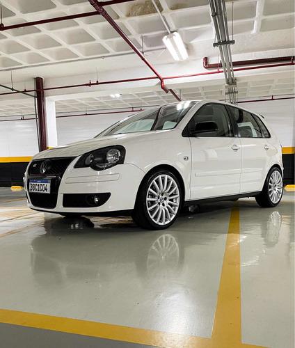 Imagem 1 de 8 de Volkswagen Polo 2009 2.0 Gt Total Flex 5p