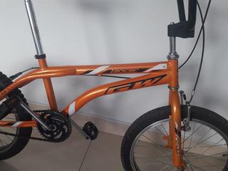 Bicicleta Gw Lancer Naranja