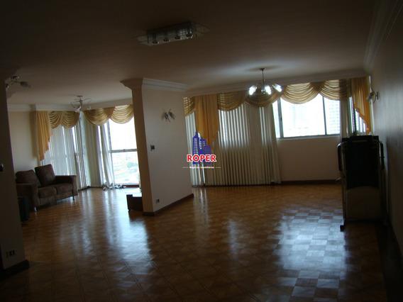 Excelente Apartamento Alto Padrão De 235 M²/ 4 Dormitórios/2 Vagas Á Venda Na Moóca, São Paulo - Ap00779 - 67646703