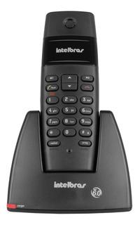 Telefone Intelbras Sem Fio Ts40 6.0 Preto - 4070355