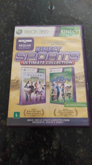 Jogo Xbox 360, Kinect Sports Ultimato Collection Original