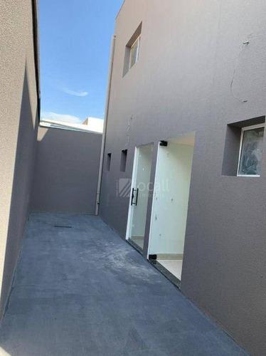Imagem 1 de 5 de Salão Para Alugar, 80 M² Por R$ 2.500/mês - Jardim Urano - São José Do Rio Preto/sp - Sl0422