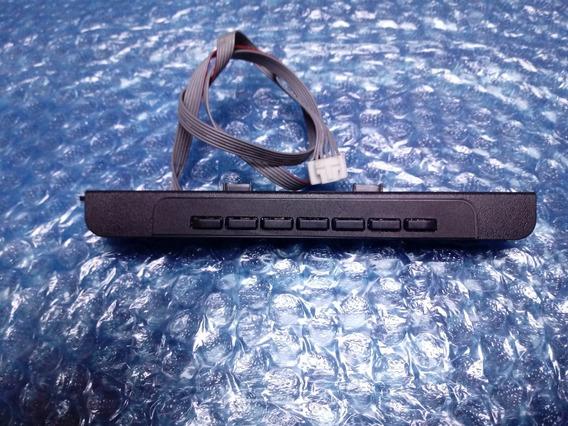 Teclado Sensor Remoto Tv Led Semp Toshiba Dl4845i(a)