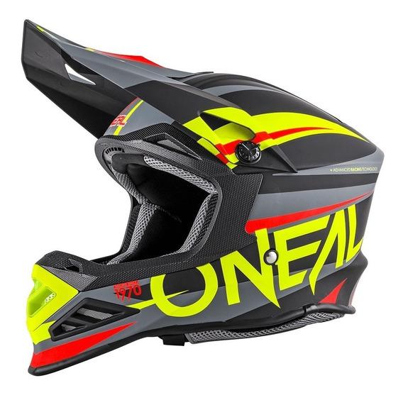 Casco Oneal 8 Series Motocross Enduro Mtb Atv Aggressor