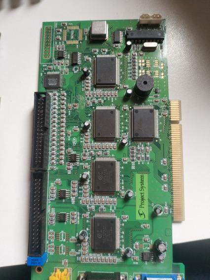 Placa Para 16 Cameras Project System