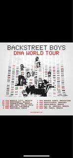 Entradas Backstreet Boys
