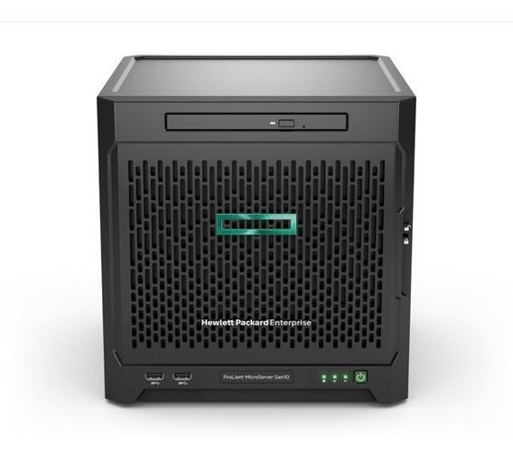 Servidor Hp Opteron Microserver G10 - 2x Ssd Raid1 + 40tb Hd + 32gb Ram + Nvs315