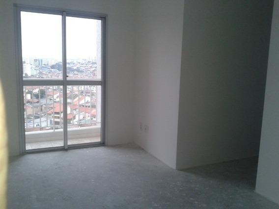 Pronto Para Morar, 2 Dormitorios, Apartamento A Venda, Sacada, Vaga De Garagem - Ap04325 - 33585886