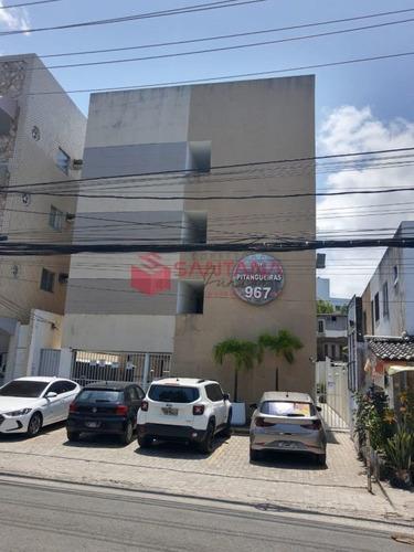 Sala Ampla Com 33 M² Em Lauro De Freitas !! - 931587
