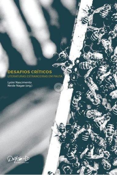 Desafios Criticos Literaturas Estrangeiras Em Pauta