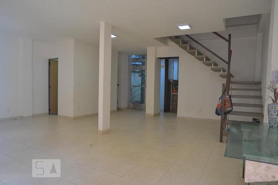Casa Para Aluguel - Botafogo, 3 Quartos, 260 - 893071814