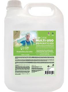 Limpador Multi-uso Pronto Uso Biocide 5 Litros