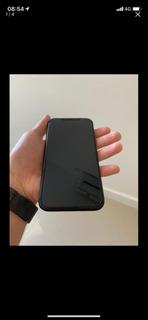 iPhone XR Preto 64g