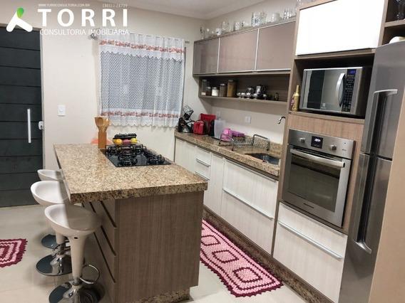 Casa A Venda Em Condomínio Residencial Villa Borghesi - Cc00047 - 33511643