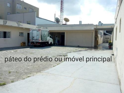 Imagem 1 de 15 de Galpão Em Vila Suissa  -  Mogi Das Cruzes - 2791