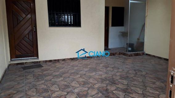 Sobrado Com 2 Dormitórios À Venda, 75 M² Por R$ 340.000 - Vila Olinda - São Paulo/sp - So0316