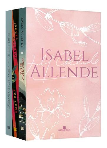 Box Livros - Isabel Allende