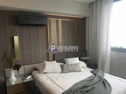 Apartamento À Venda, 3 Quartos, 3 Suítes, 2 Vagas, Flamengo - Rio De Janeiro/rj - 23561