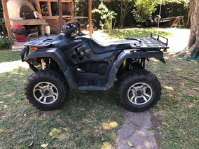 Cuatriciclo Demon Quads 300. 4x4