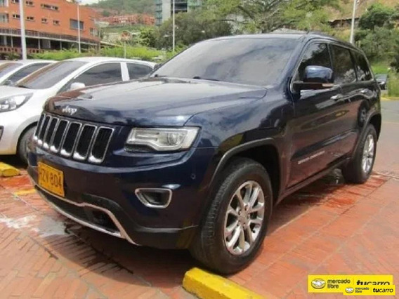 Jeep Grand Cherokee Limited 3600cc 4x4 At