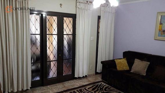 Casa Residencial À Venda, Campos Elíseos, Ribeirão Preto. - Ca0748