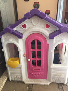 Casa Para Niñ@s Sweetheart Step2 Negociable