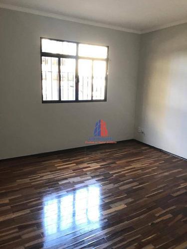 Imagem 1 de 20 de Apartamento Com 2 Dormitórios À Venda, 62 M² Por R$ 180.000,00 - Conserva - Americana/sp - Ap1600