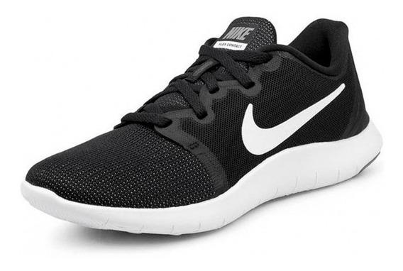 Zapatillas De Running Nike Mujer Flex Contact 2 Aa7409-001