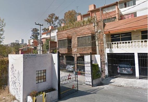 Excelente Casa En Venta En La Del. Alvaro Obregon,cdmx!